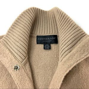 Vintage Teddy Bear Coat Modern Cut